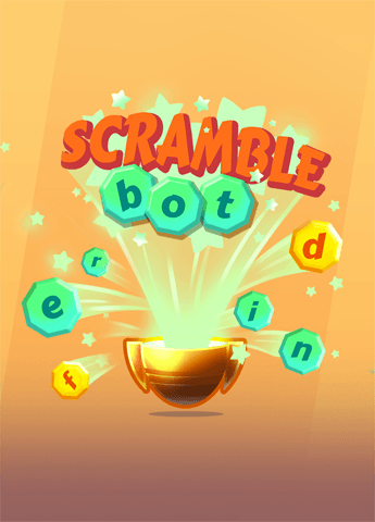 Scramble Bot +50% EXTRA REP NOW